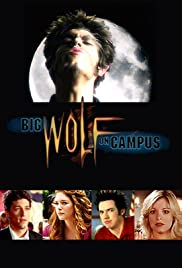 Big Wolf en el campus