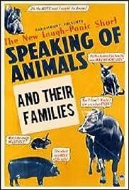 Hablando de Animales y sus Familias