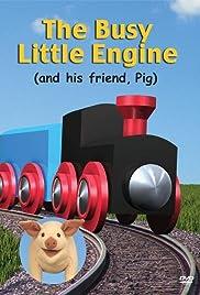 La pequeña locomotora Ocupado