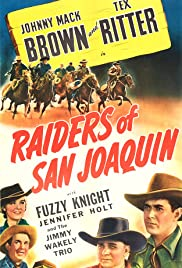 En busca del San Joaquín