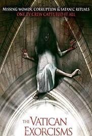 Los exorcismos del Vaticano