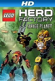 (LEGO Hero Factory: Planeta Salvaje)