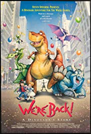 Estamos de vuelta! Historia de un dinosaurio