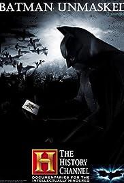 (Batman desenmascarado)
