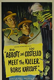 Abbott y Costello contra el asesino, Boris Karloff