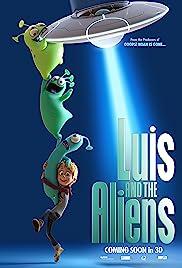 Luis y sus amigos del espacio exterior