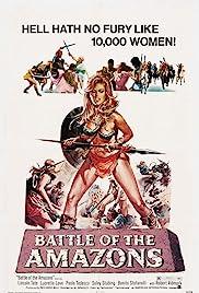 Batalla de las Amazonas