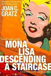 (Mona Lisa bajando una escalera)